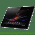 Sony Xperia Tablet Z manual usuario pdf internet tablet internet