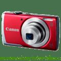 Canon PowerShot A2500 | Guía y manual de usuario en PDF español