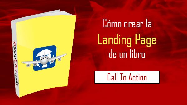 Cómo crear la Landing Page de un libro para captar lectores