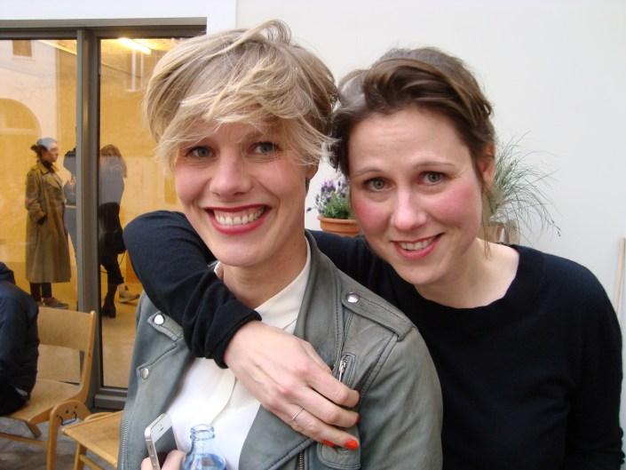 Manufakturen-Blog: Franziska Klün und Katharina Klün machen jetzt das Online-Magazin YSSO (Foto: Wigmar Bressel)