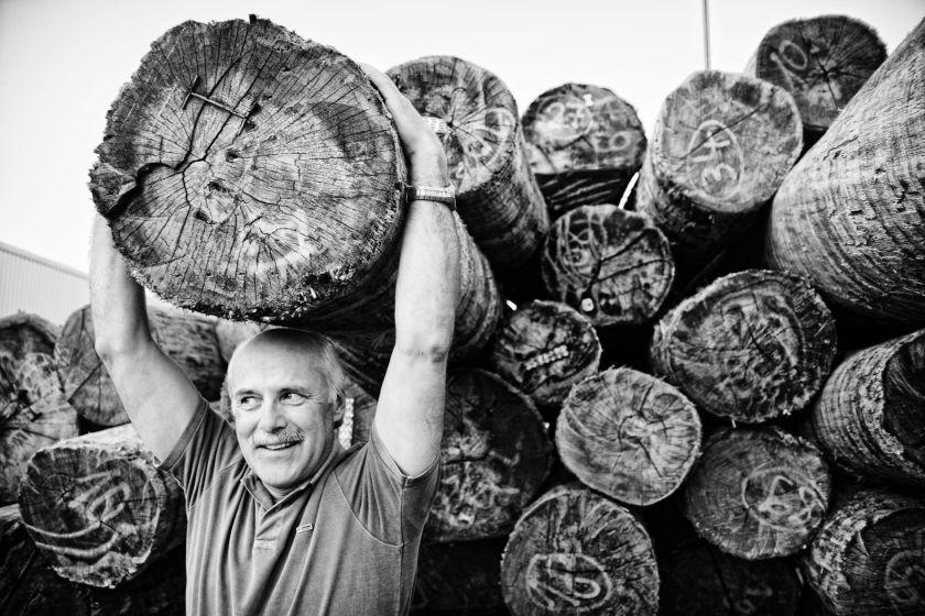 Torben Hansen - Geschäftsführer und Visionär der Holzmanufaktur