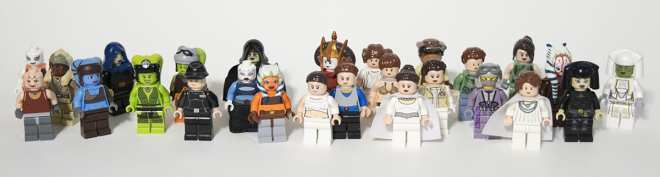 LEGO, Lego star wars, Princess Leia, We Want Leia, Amidala, Padme, Alternatives to Disney Princesses