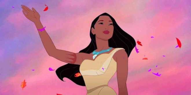 Pocahontas, 1995, Disney Women of Colour, Disney Princesses of Colour, Disney Women of Color, Disney Princesses of Color