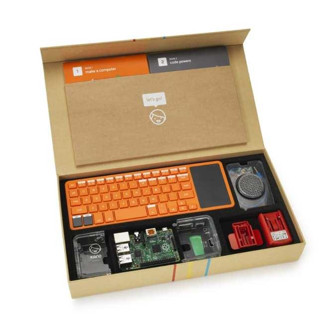 Kano computer kit, Coding for kids, coding for girls, girls in stem,