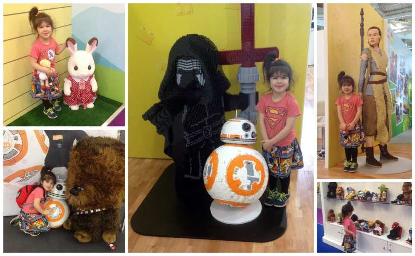 Star Wars and More – London Toy Fair 2016 Round Up