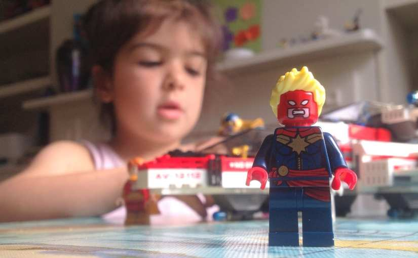 LEGO Marvel Super Heroes – Avenjet Space Mission Review
