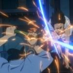 【クロムクロ】第11話感想 絶望顔由希奈ちゃん、フスナーニvs剣之介、ラブコメ開始?