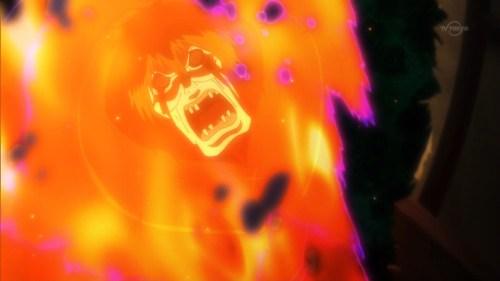 燃えるペテルギウス