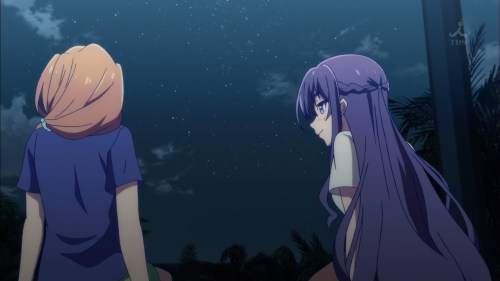 片倉京と柴崎万葉(第6話画像)