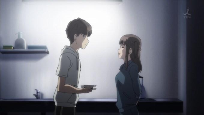 常木耀と嘉味田正一(第2話画像)
