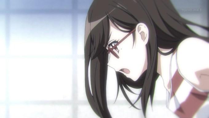 小学生の氷無小雪(第5話画像)