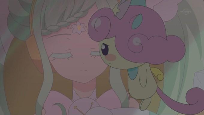 プニコンとファララ(アイドルタイムプリパラ5話画像)