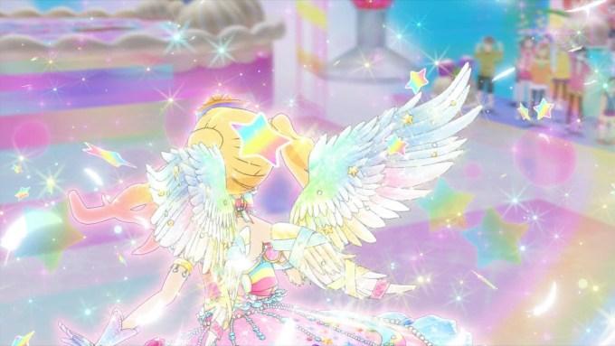 虹野ゆめの星のツバサ