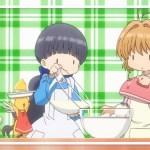 【カードキャプターさくら】第2話感想 桜&知世のレッツラクッキング【クリアカード編】