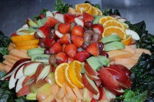 Our Fruit Tray