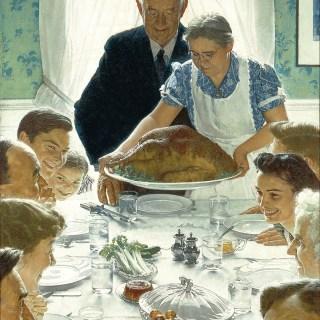 Turkey Dinners make an easier Thanksgiving, all homemade from scratch!