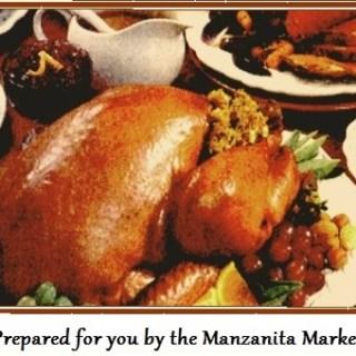 Turkey Dinner Flyer 1