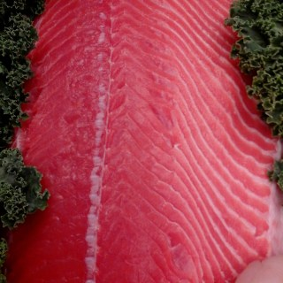 Fresh King Salmon, Halibut, and more!