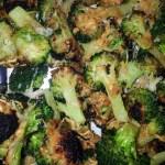 Broccoli Noms courtesy of Paul & Ilka Dalton!