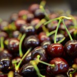 Fresh Hood River Cherries