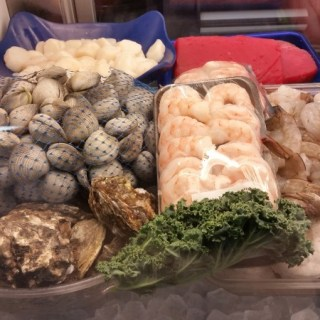 Shrimp, Scallops, Venus Clams, Tuna & More!