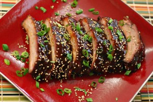 Chinese BBQ Pork Ribs
