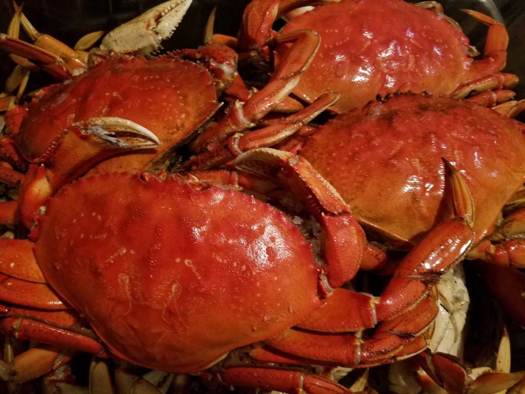 Heavy Crabs!