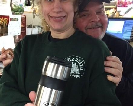 Our New Travel Mug