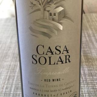 Spanish, Casa Solar, 2014