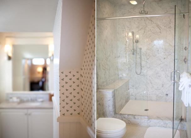 Castle Hill Inn Bathroom Photos