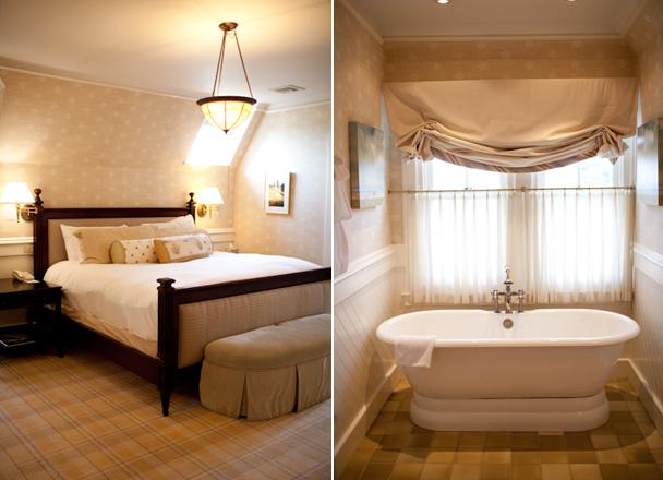 Castle Hill Inn Suite Photos