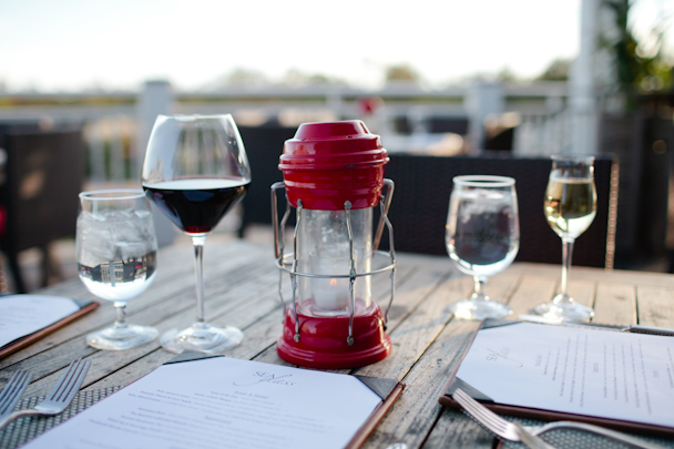 Sea Glass Restaurant Cape Elizabeth
