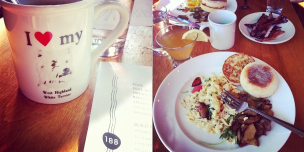 Brunch at Local 188 Instagram