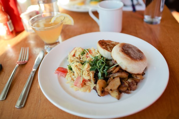 Brunch at Local 188 Photos