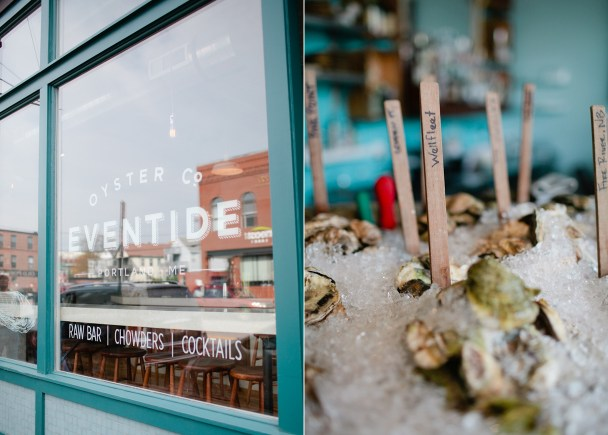 Eventide Oyster Co Portland