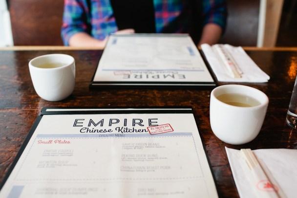 Empire Chinese Kitchen Menu