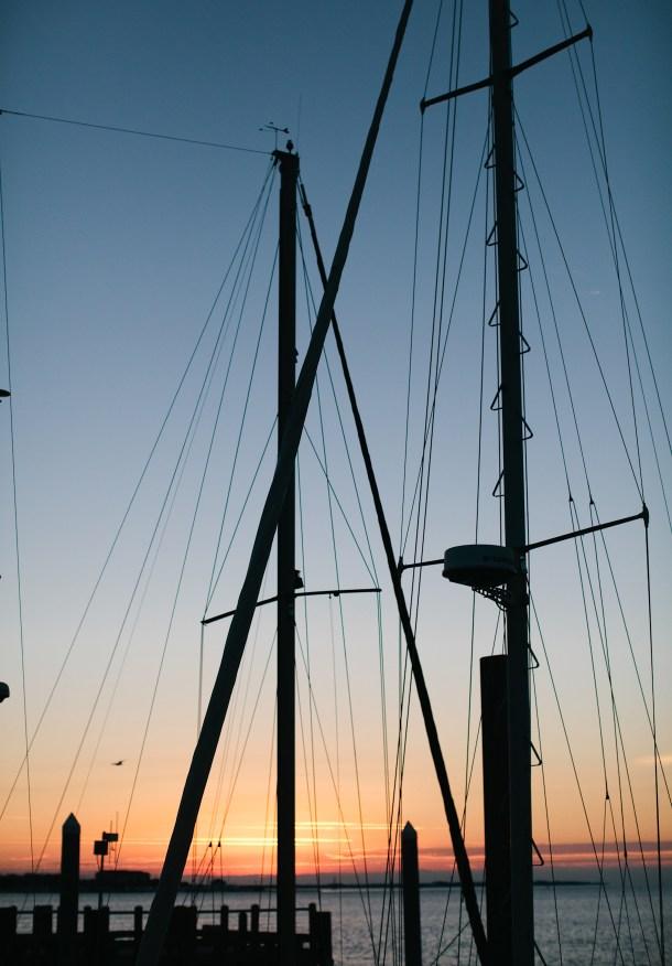 Charleston SC Sunrise