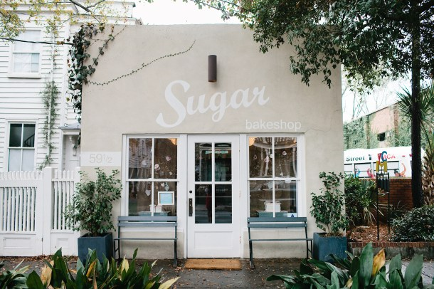 Sugar Bakeshop Charleston