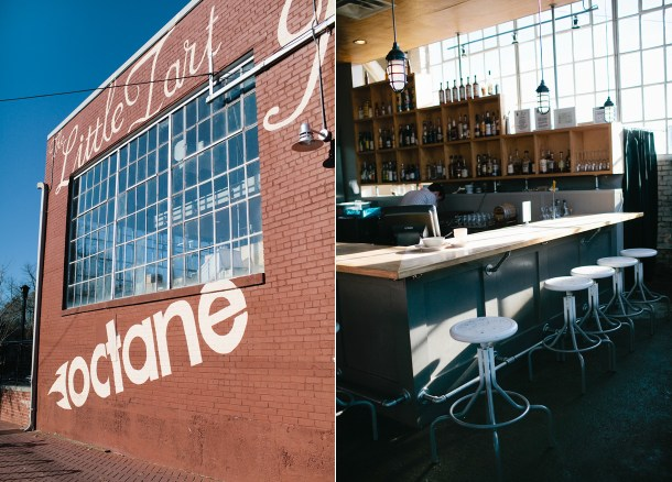 Octane Coffee Grant Park ATL