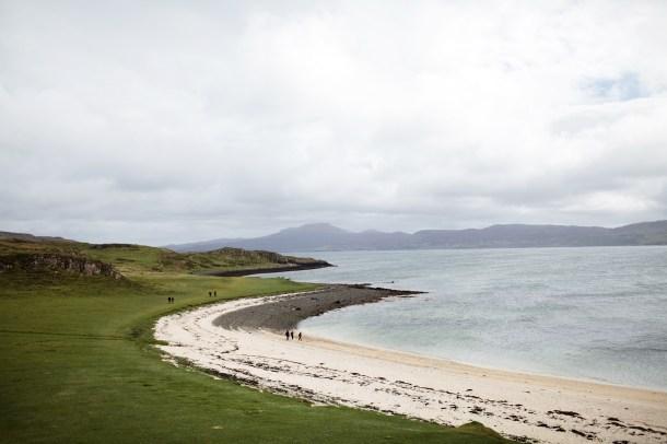Isle of Skye Coral Beach