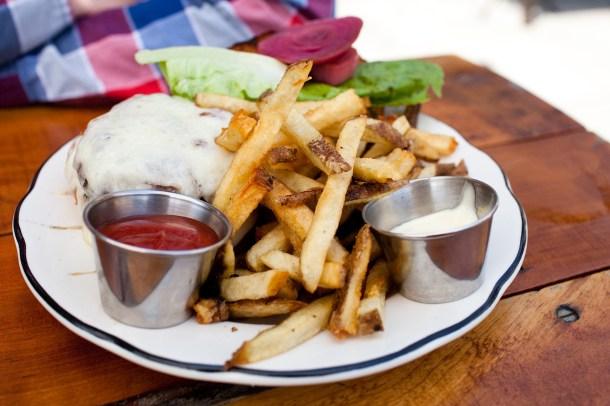 Prairie Whale Burger