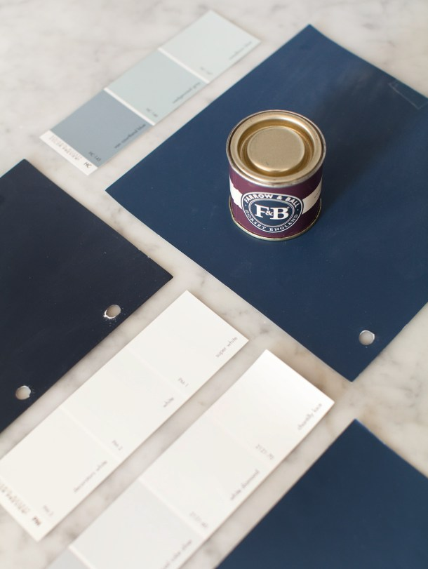Farrow and Ball Stiffkey Blue