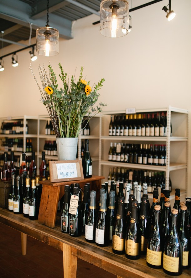 Maine & Loire Wine Shop in Portland, Maine