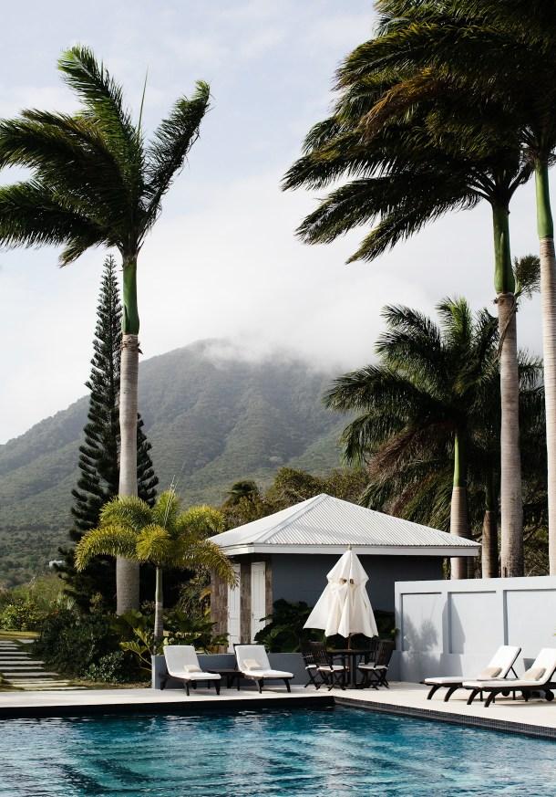 Montpelier Plantation Nevis Pool