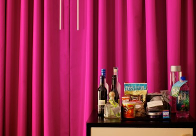 An Ode to the Hotel Minibar (No Touching!)