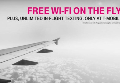 T-Mobile Customers Get Free Gogo In-Flight Wi-Fi