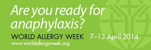 world allergy week 2014