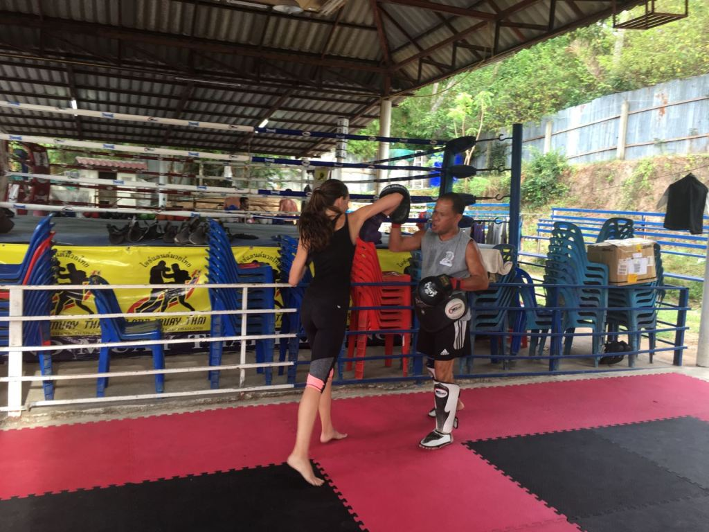 Muay Thai in Koh Tao