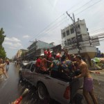 Songkran and Food Poisoning: Thailand's Welcome Party