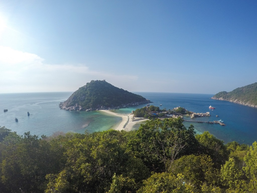 Koh Tao For Non-Divers